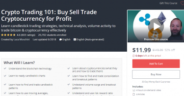 Crypto Trading 101 Buy Sell Trade Cryptocurrency for Profit