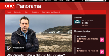 BBC Panorama - Who Wants To Be A Bitcoin Millionaire