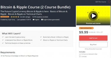 Bitcoin & Ripple Course (2 Course Bundle)