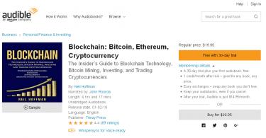 Blockchain Bitcoin, Ethereum, Cryptocurrency