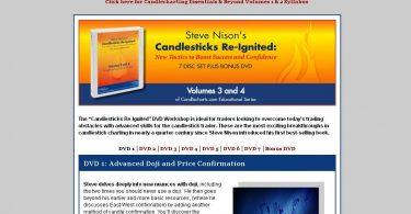 Candlesticks Re-Ignited - Steve Nison