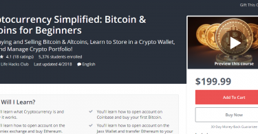 Cryptocurrency Simplified Bitcoin & Altcoins for Beginners