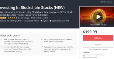 Investing In Blockchain Stocks (NEW)