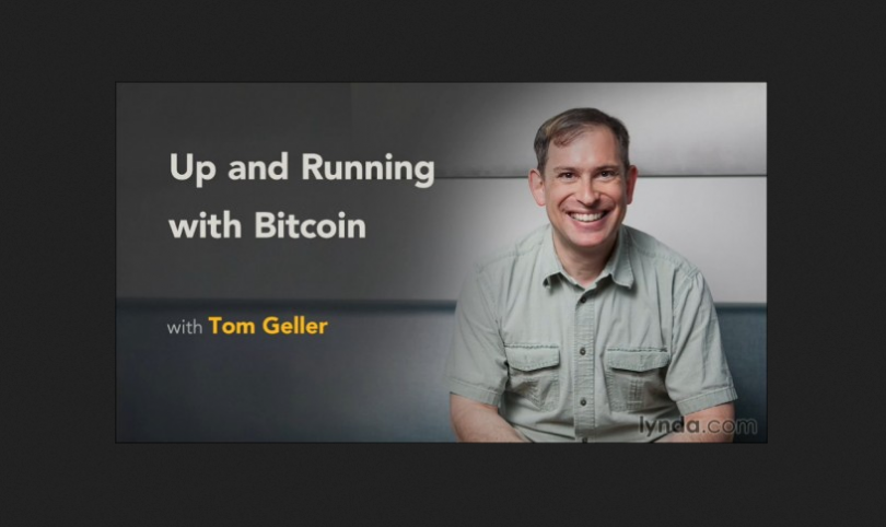 Lynda - Up and Running with Bitcoin