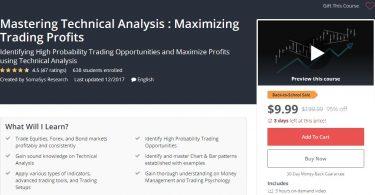 Mastering Technical Analysis Maximizing Trading Profits
