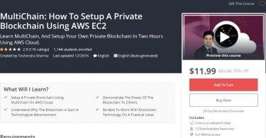 MultiChain How To Setup A Private Blockchain Using AWS EC2