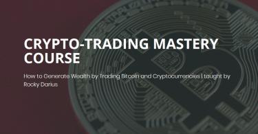 Rocky Darius - Crypto Trading Mastery Course