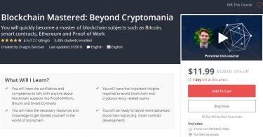 [Download] Blockchain Mastered Beyond Cryptomania