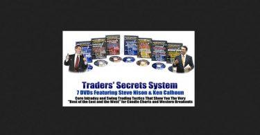 [Download] Steve Nison & Ken Calhoun - Short-Term Traders Secrets Candlesticks Gaps Breakout Patterns Revealed