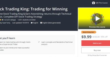 [Download] Stock Trading King Trading for Winning