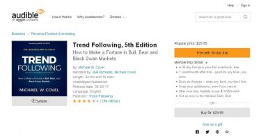 Trend Following, 5th Edition How to Make a Fortune in Bull, Bear and Black Swan Markets