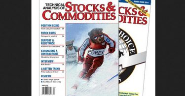 [Download] Trader's Magazine - Technical Analysis of Stocks & Commodities 2010-2016