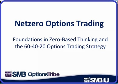 Download] SMB Training - Netzero Options Trading - CoinerPals