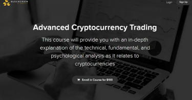 Advanced Cryptocurrency Trading with Blockchain At Berkeley