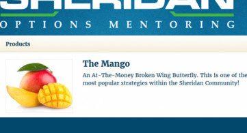 Dan Sheridan - The Mango Trade