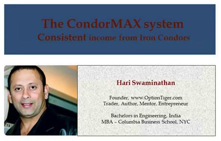 Option Tiger - Condor MAX & Day Trade MAX