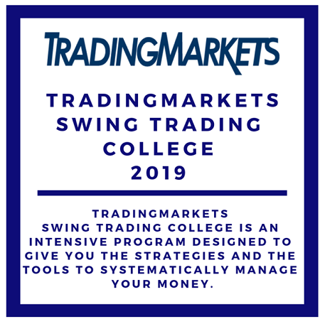 Trading Markets Swing Trading College (2019)