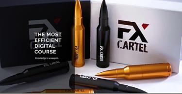 FX Cartel - 50 Cal Black Ops