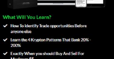 Cameron Fous - The Krypton Crypto System (2021)