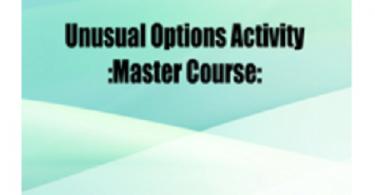 Andrew Keene - Unusual Options Activity Master