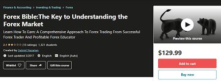 Gabriel Nazarian - Forex Bible - The Key to Understanding the Forex Market