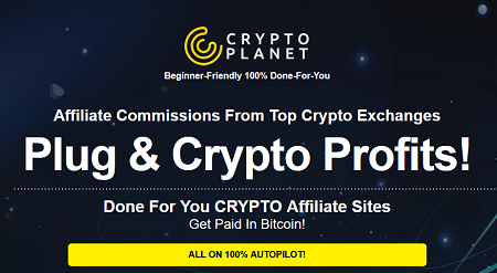 Ariel Sanders - Crypto Planet