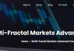 Forexiapro - Multi-Fractal Markets Advanced Course