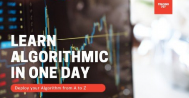 Learn algorithmic trading in one day